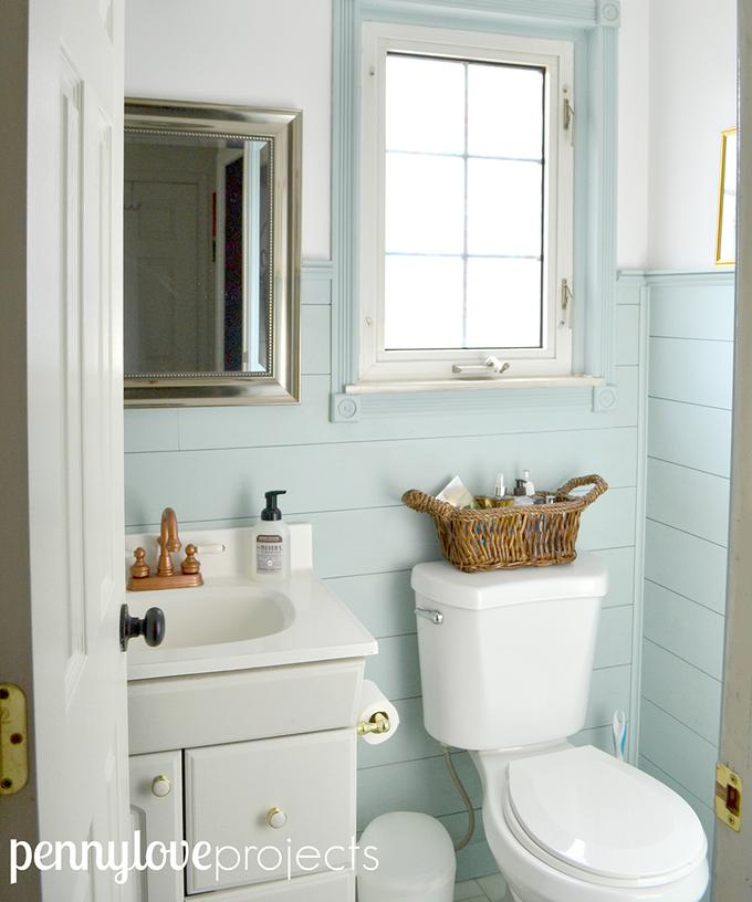 Apartment Bathroom Makeover: 4 Dramatic Bath Makeovers That Cost How Much?!