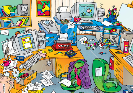 living-room-clipart-cluttered-4